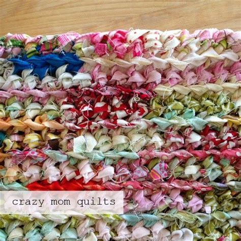 how to crochet a rag rug how to crochet a rag rug with fabric yarn excellent