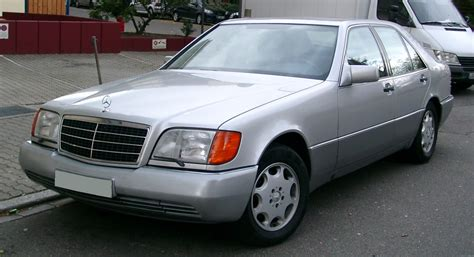 Mercedes W140 by File Mercedes W140 Front 20071109 Jpg Wikimedia Commons