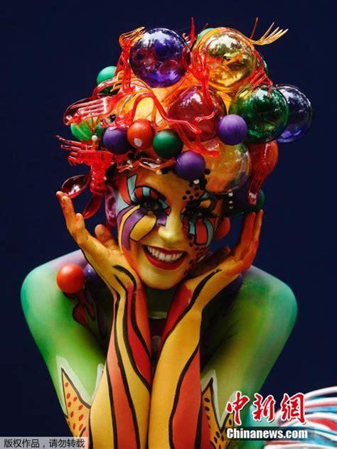 festival mundial de bodypainting en poertschach austria festival mundial de pintura corporal en austria spanish