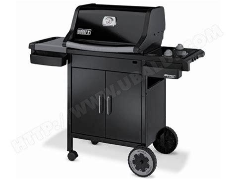 barbecue weber a gaz en promo