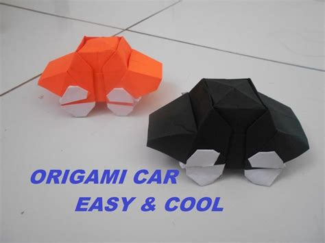 origami 3d car 17 best images about origami on origami cranes
