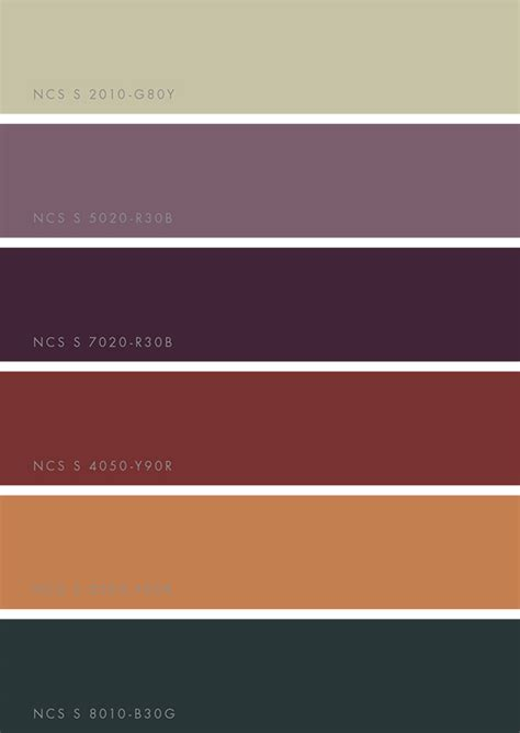 paint colors of 2018 eclectic trends ncs color trends 2018 win a printed