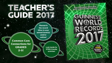 pictures of guinness book of world records s guide 2017 how guinness world records can make