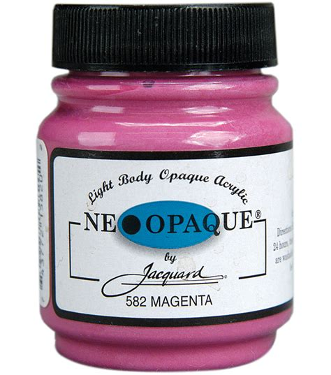 acrylic paint joanns jacquard 2 25 oz neopaque acrylic paint 1pk jo