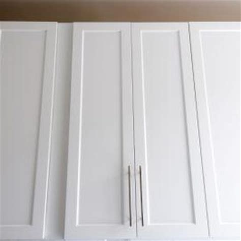 adding trim to cabinet doors adding trim to cabinet doors home guides sf gate