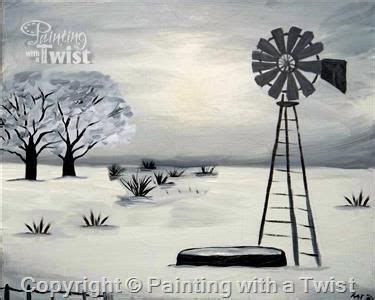 paint with a twist greenville tx open to west blanket of snow 11 16 2015