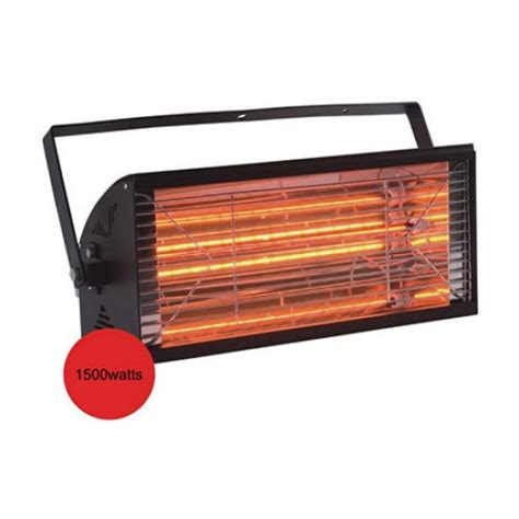 infrared outdoor patio heater 1500wat electric infrared halogen outdoor patio heater
