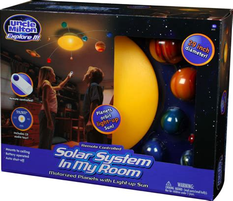 solar system for room solar system in my room