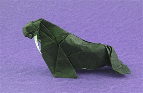 origami walrus origami seals and sea lions page 2 of 2 gilad s