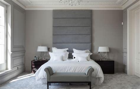 light grey bedrooms tabula rasa suburb house with bones