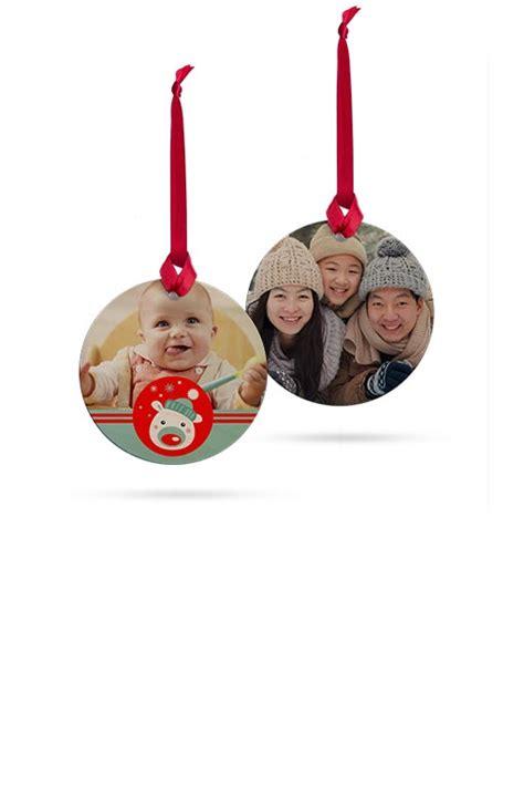 walgreens ornaments photo ornaments personalized ornaments
