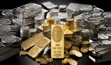 gold silver gold and silver