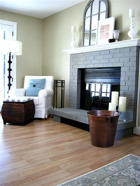paint colors for living room with brick fireplace best 25 grey fireplace ideas on