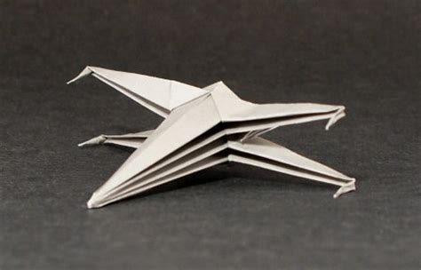 x wing origami planetjune by june gilbank 187 origami x wing