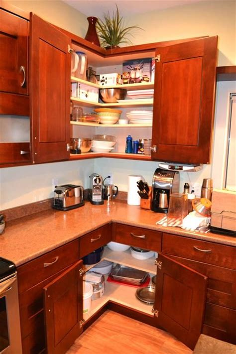 corner cabinets for kitchen best 25 corner cabinet kitchen ideas only on
