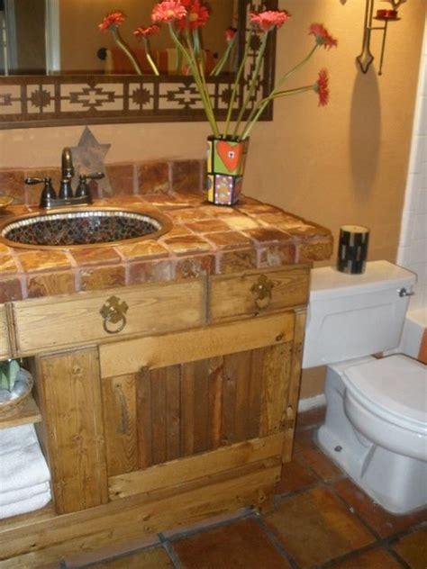 western themed bathroom accessories photos of southwestern bathrooms