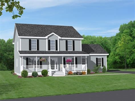ranch house with wrap around porch two story brick house plans with front porch