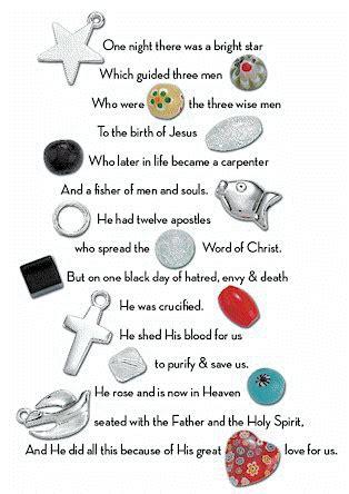 story of jesus bracelet what do the hisstory bracelet