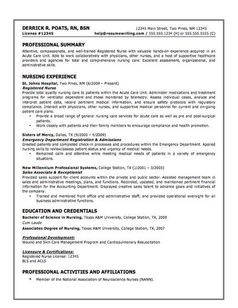 sample resumes resumewriting com