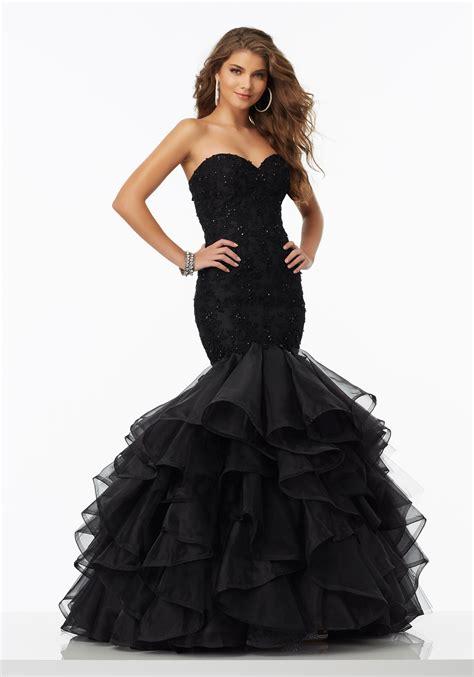 beaded mermaid prom dress beaded lace mermaid prom dress style 99095 morilee