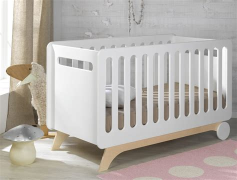 cuna blanca bebe cuna feliz 70x140cm blanca abedul convertible en sof 225 cama
