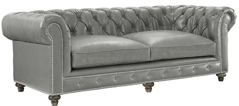 chesterfield sofa grey chesterfield rustic grey leather sofa classic tufted