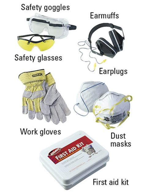 woodworking safety safety tools and equipment in woodworking wooden