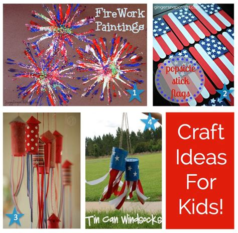 fourth of july craft ideas for 4th of july craft ideas crafts