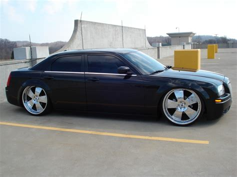 2005 Chrysler 300 Tire Size by Chrysler 300 Custom Wheels Asanti Signature 24x9 5 Et