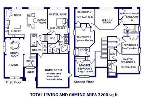 7 bedroom floor plans emerald island rent