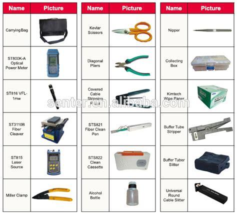 tools and equipment fiber installation tool kits st3900 optical fiber tool