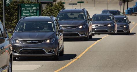 Chrysler Build by Official Fca To Build Autonomous Chrysler