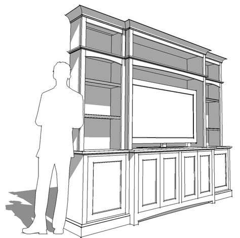 sketchup woodworkers sketchup woodworkers plans diy free mission