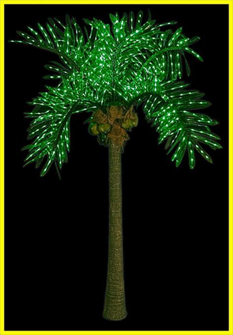 outdoor lighted palm tree 28 images outdoor lighted