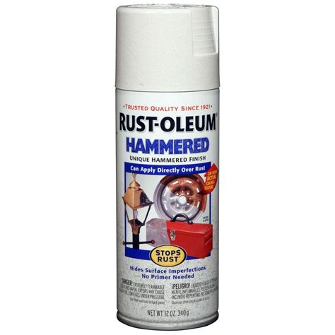 home depot spray paint white rust oleum professional 15 oz gloss white spray paint
