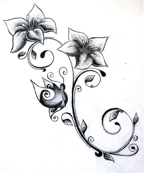 flower designs flower tattoos designs ideas and meaning tattoos for you