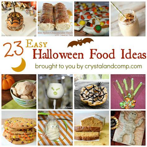 easy food easy food ideas