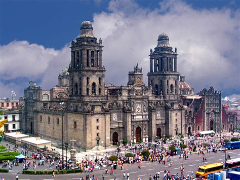 Sinking Mexico City the hopeful traveler visit these cities before they sink