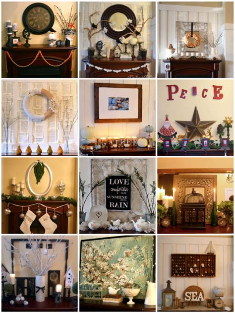 decorating a mantel for how to decorate a mantel home stories a to z