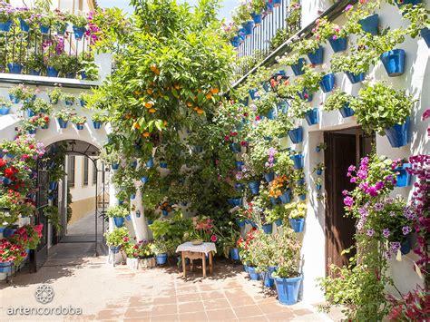 los patios cordoba premios 2015 de los patios rejas y balcones