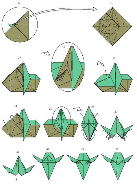 origami yoda pdf faire yoda en origami printf