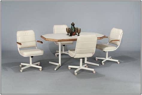 kitchen table and chairs with wheels kitchen tables and chairs with wheels kitchen tables and