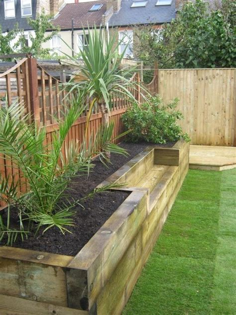 raised garden border ideas best 25 raised garden bed design ideas on