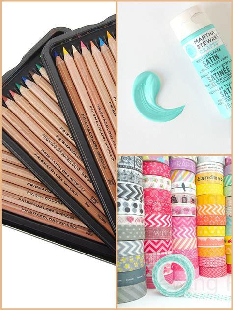 craft supplies shopping guide 10 must supplies to jumpstart