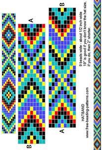 free loom beading patterns loom beading on loom headstall and loom beading
