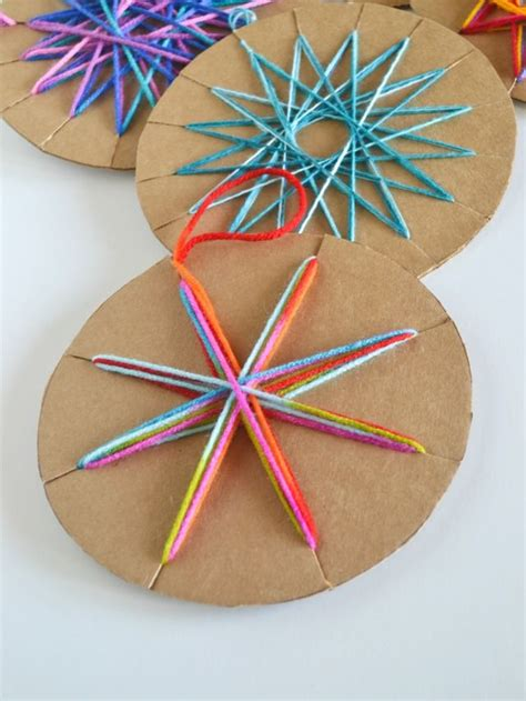 kid ornaments craft ideas crafts for