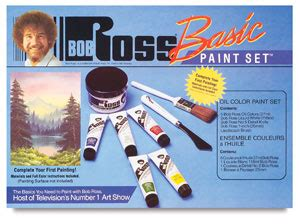 bob ross ultimate painting kit bob ross painting techniques for the beginning landscape