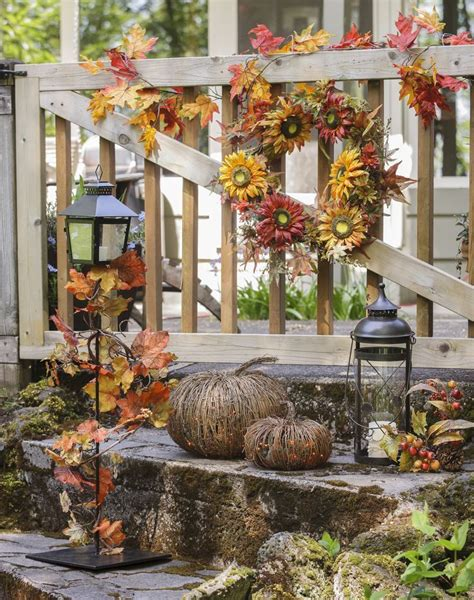 indoor fall decorations 50 fall lanterns for outdoor and indoor d 233 cor digsdigs