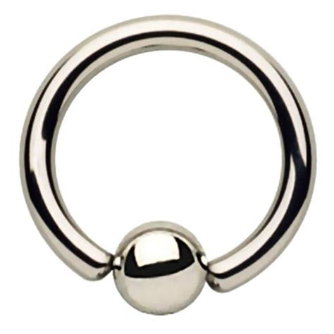 how to use a captive bead ring surgical steel captive bead ring s jewelry the