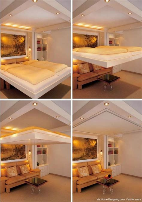 space saving bed 30 amazing space saving beds and bedrooms home design